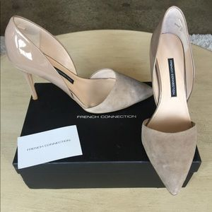 French Connection Elvia d'Orsay Pump 9